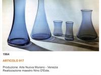 Alessandro Lenarda Design 1962-1965